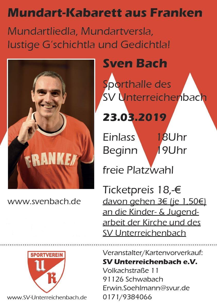 Sven Bach - Lauter Goude woar!